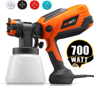 10:REXBETI 700 Watt Paint Sprayer