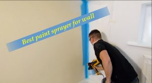 Best paint sprayer for wall