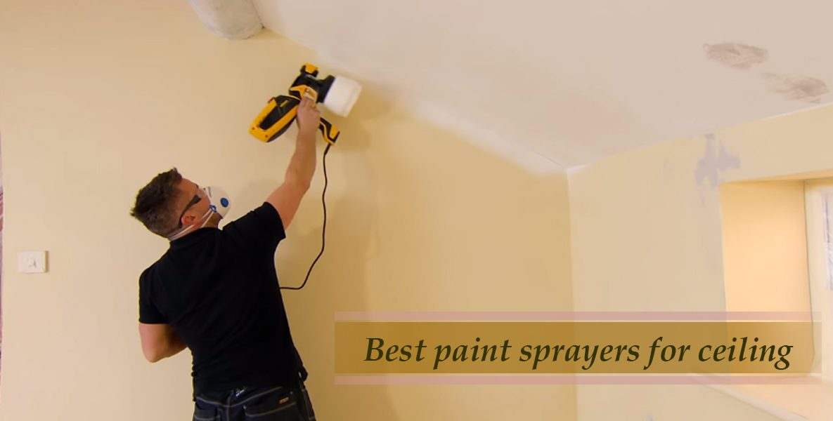 Best paint sprayers for ceiling