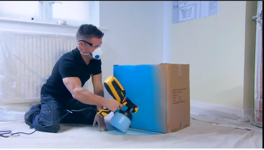 Airless Paint Sprayer Basics to Know Before You