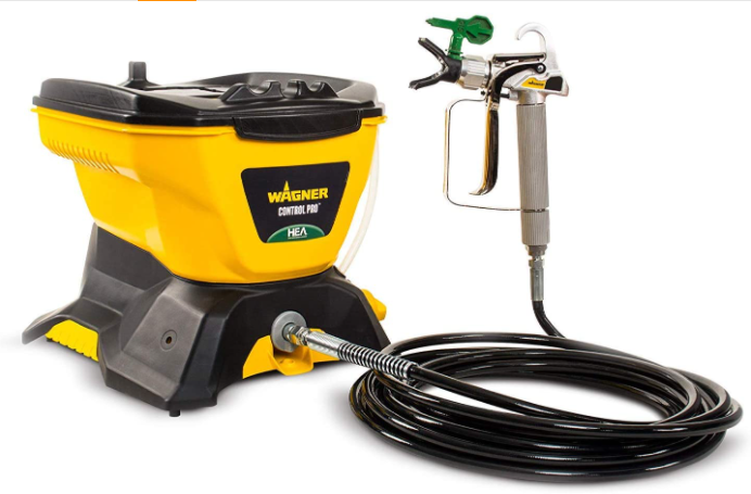 Wagner Control Pro Power Tank Paint Sprayer