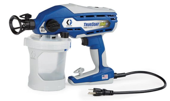 Graco 17A466 TrueCoat 360