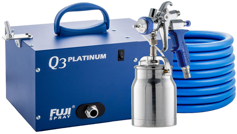 Fuji Q3 Platinum HVLP System