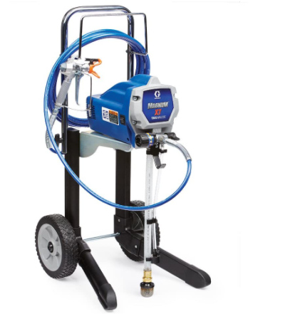 Graco X7 Best Paint Sprayer for the wall