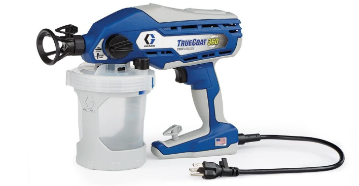Graco 16Y385 TrueCoat 360